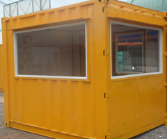 CONTAINER CONVERSIONS, FOR LEASE & SELL